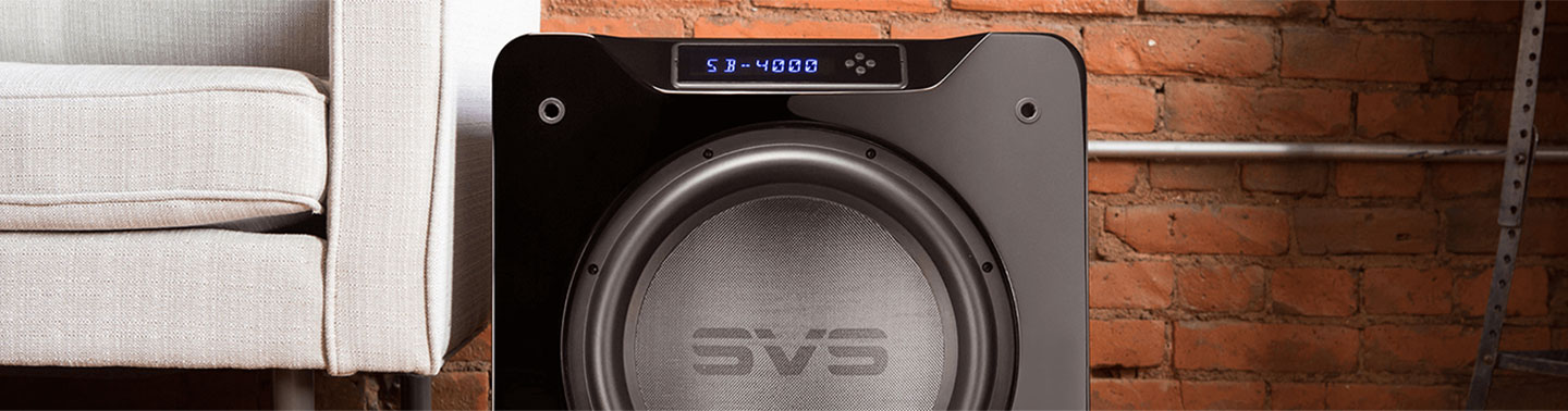 Shop Svs Sound